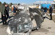 Иран все еще не отдал Украине черные ящики cбитого самолета