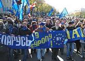 Белорусы хотят в Евросоюз и нового президента