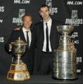 Национальная хоккейная лига назвала символические сборные минувшего сезона
