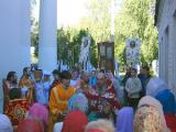 Крестный ход с иконой святого Архистратига Михаила и хоругвью пройдет по пограничным отрядам Беларуси