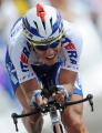 Велогонщик Бронислав Самойлов в третий раз стал чемпионом Беларуси в гонке с раздельным стартом