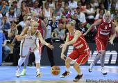 Белорусские баскетболистки разгромили вице-чемпионов мира