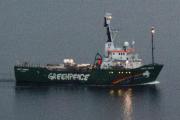 Испанские власти арестовали судно Arctic Sunrise на Канарах