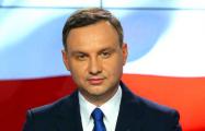 Анджей Дуда в США: Польша хочет поставлять американский СПГ в страны Троеморья