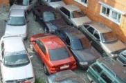Прокуратура остановила строительство в Минске дворовых парковок