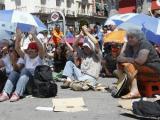 """Годовщина испанских протестов обернулась задержаниями """"возмущенных"""""""