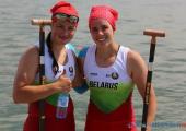 Белорусские женщины завоевали золото на ЧМ по гребле