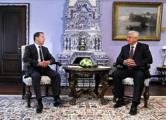Мясникович - Медведеву: Я согласен