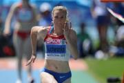 Ольга Сударева стала вице-чемпионкой Европы в прыжках в длину на чемпионате Европы в Хельсинки