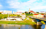 Спрыгнувший с моста в Гродно водитель автобуса пришел в себя