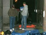 Принц Уильям переночевал на улице в благотворительных целях