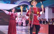 Белорусы в национальных костюмах покорили китайцев