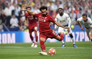 Пенальти на 34 секунде: «Ливерпуль» обыгрывает «Тоттенхэм» в финале Лиги чемпионов