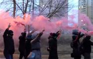 Минская Серебрянка вышла на марш