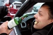 Пьяный водитель «сыграл в кегли»: пострадал самый крайний