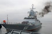 Германия не пустила российский корвет на морской праздник