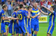 БАТЭ вышел в плей-офф Лиги Европы