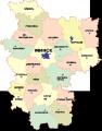 Окружные комиссии в Могилевской области почти на 50% сформированы из представителей объединений и партий