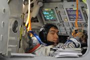 Российский космонавт показал вид городов мира с орбиты