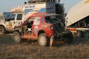 """Белорусские экипажи заняли 11-е и 14-е места на четвертом этапе ралли """"Шелковый путь"""""""