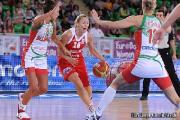 Белорусские баскетболистки обыграли сборную Украины и завоевали путевку на чемпионат Европы-2013