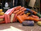 Испанская полиция арестовала полторы тонны кокаина