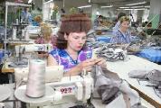 """Бобруйская """"Славянка"""" изготовит к школьному сезону около 120 тыс. комплектов одежды делового стиля"""