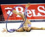Любовь Черкашина заняла 3-е место в многоборье на этапе Кубка мира по художественной гимнастике в Минске