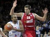 Мужская сборная Беларуси по баскетболу проиграла команде Франции на международном турнире