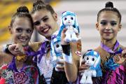 Ирина Лепарская: на следующий день после минского этапа Кубка мира идем в зал готовиться к Олимпиаде