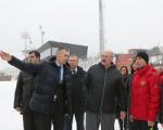 """Лукашенко требует загруженности спортцентра """"Раубичи"""""""