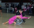 Команда из Азербайджана по спортивным танцам на колясках прошла курс обучения у белорусских тренеров