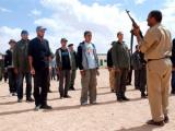Повстанцы из Мисураты собрались идти маршем на Триполи