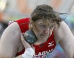 Толкательница ядра Надежда Остапчук дважды за день обновила рекорд Беларуси