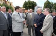 Лукашенко выбирает фаворитов на селе