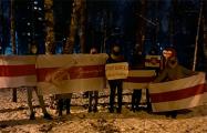 Столичные микрорайоны выходят на вечерние протесты