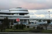 """Три самолета """"Белавиа"""" ожидают вылета в Бургас в Национальном аэропорту Минск"""