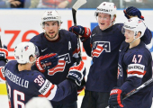 На ЧМ-2016 определились полуфиналисты: Россия -Финляндия, Канада-США