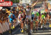 "Британец Марк Кавендиш стал победителем 18-го этапа ""Тур де Франс"""