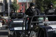В мексиканском городе произошел бой между наркокартелем и полицией