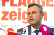 На выборах президента Австрии лидирует кандидат от ультраправых