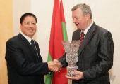 Делегация Государственного контрольно-ревизионного управления Китая прибыла в Беларусь с визитом