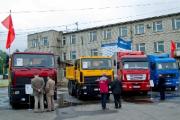 МАЗ готовит серийный выпуск автомобилей с новыми двигателями ЯМЗ-530 стандарта Евро-4