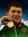 Николай Новиков заменит Андрея Арямнова в олимпийской команде Беларуси по тяжелой атлетике в Лондоне