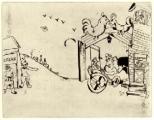 Работы Марка Шагала пополнили коллекцию Национального художественного музея Беларуси