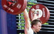 Из-за допинга дисквалифицированы два белорусских тяжелоатлета
