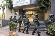 В Мали задержали подозреваемых в нападении на отель в Бамако