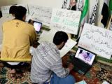 В Сирию вернулся интернет