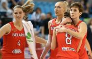 Женская сборная Беларуси проведет первый матч второго этапа против команды Чехии