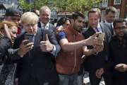 Лондон назвали мировой столицей «селфи»